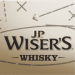 JP Wiser's Deluxe Canadian Whiskey